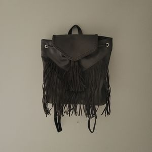 NWT Charming Charlie Boho Backpack